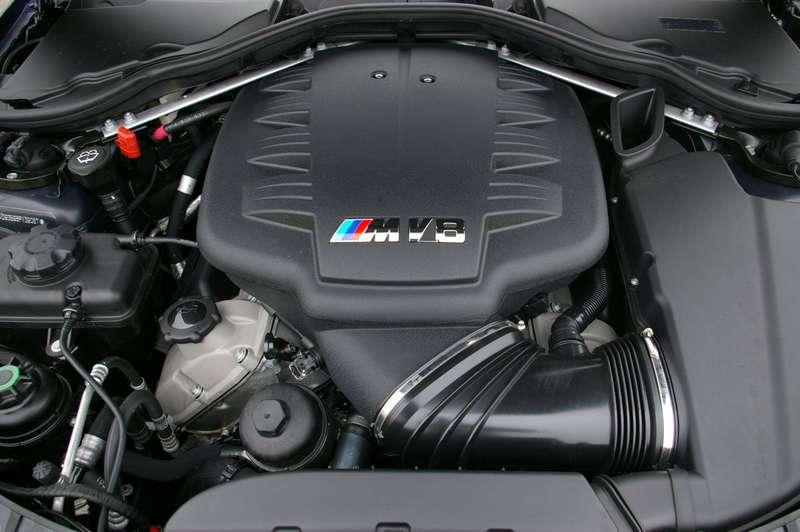 BMWMV8