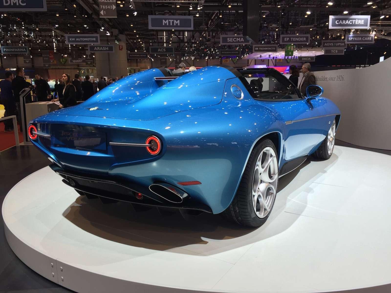 Alfa Romeo Jisco Volante Spyder2