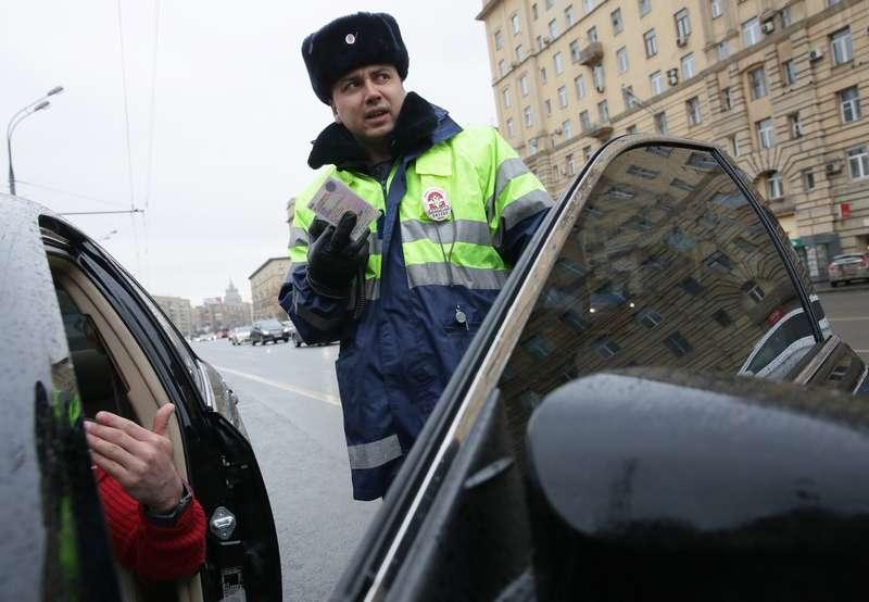 Зазабытые права не будут эвакуировать автомобиль