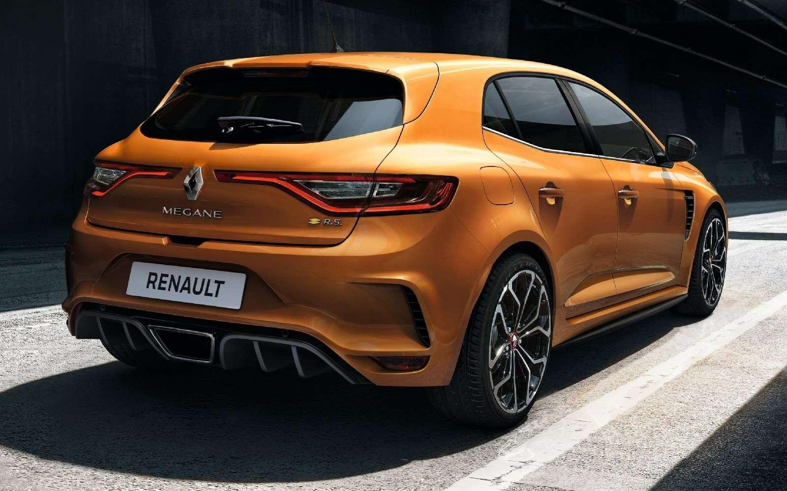 Renault Megane RS: хот-хэтч cдвигателем отспорткара— фото 793723
