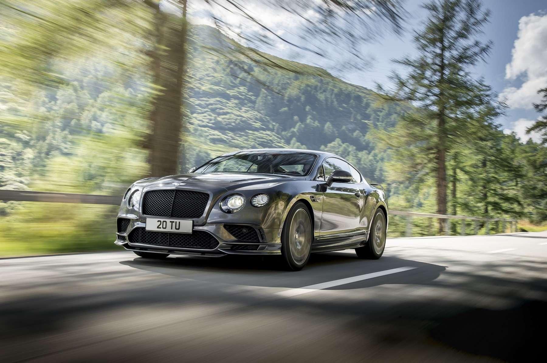 Джентльмен сбитой: представлен самый мощный ибыстрый Bentley вистории— фото 689990