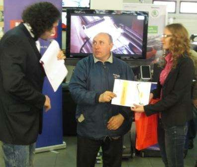 Валерий Горячев выиграл роутер отБилайн