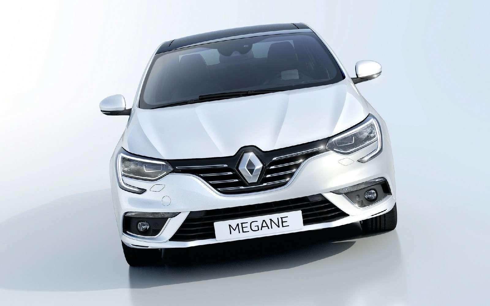 ИзТурции слюбовью: представлен новый седан Renault Megane— фото 607496