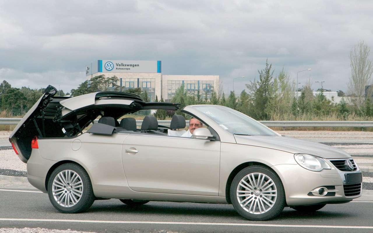 Автомобили спробегом за550 тысяч рублей: лучшие вклассах!— фото 907797