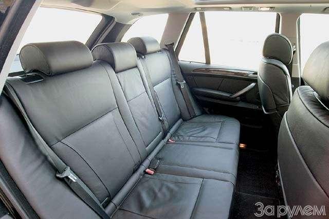 Тест Audi Q7BMW X5. ТЯЖЕЛАЯ АТЛЕТИКА— фото 65165