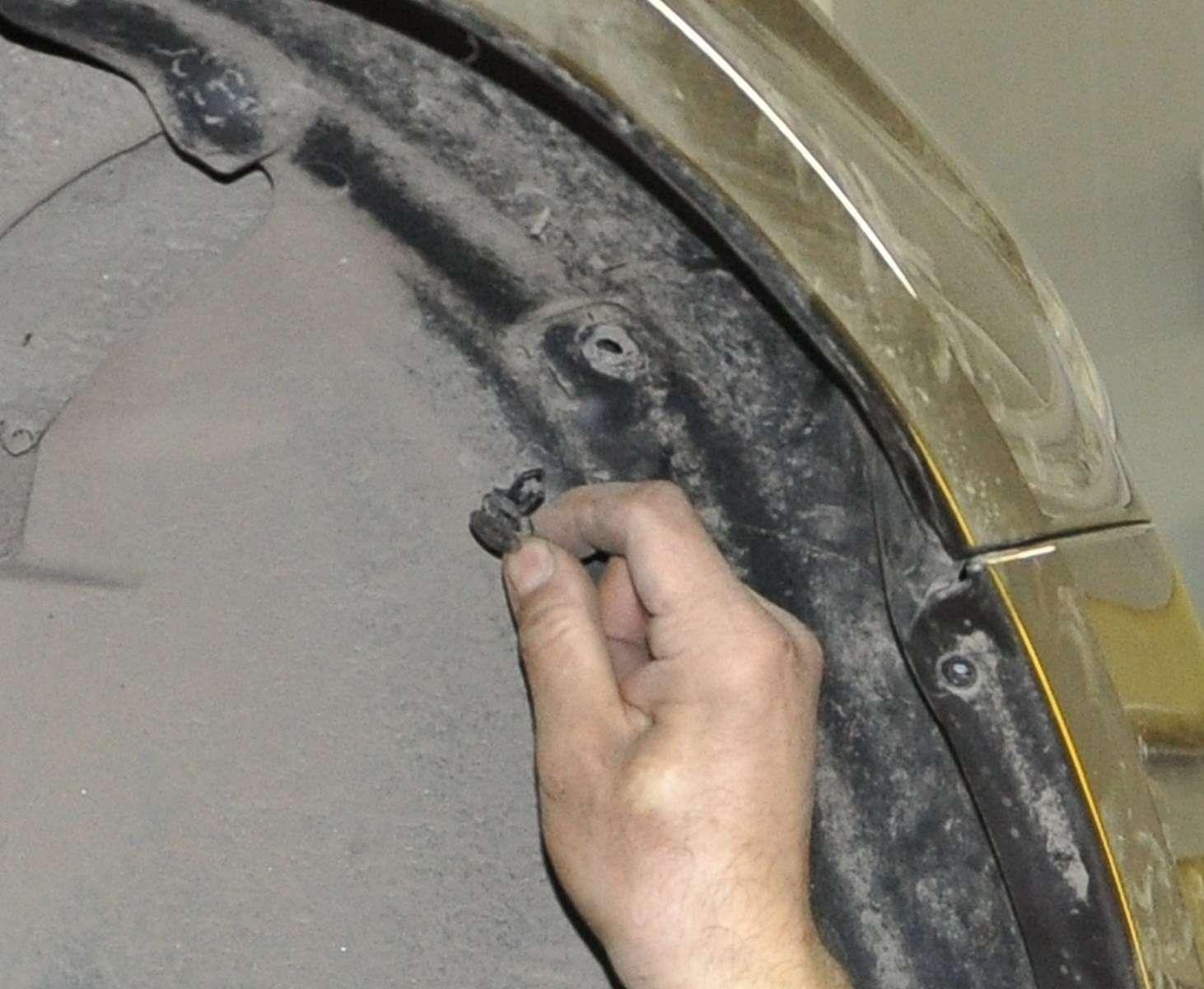 Lada Vesta: проверка изамена ремня привода вспомогательных агрегатов— фото 568598