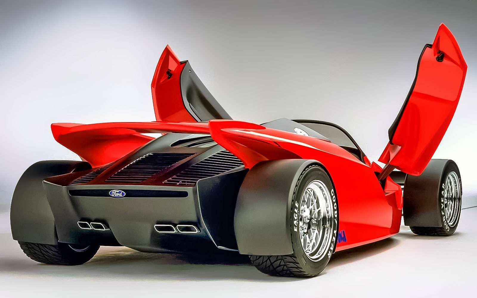 1996 Ford Indigo