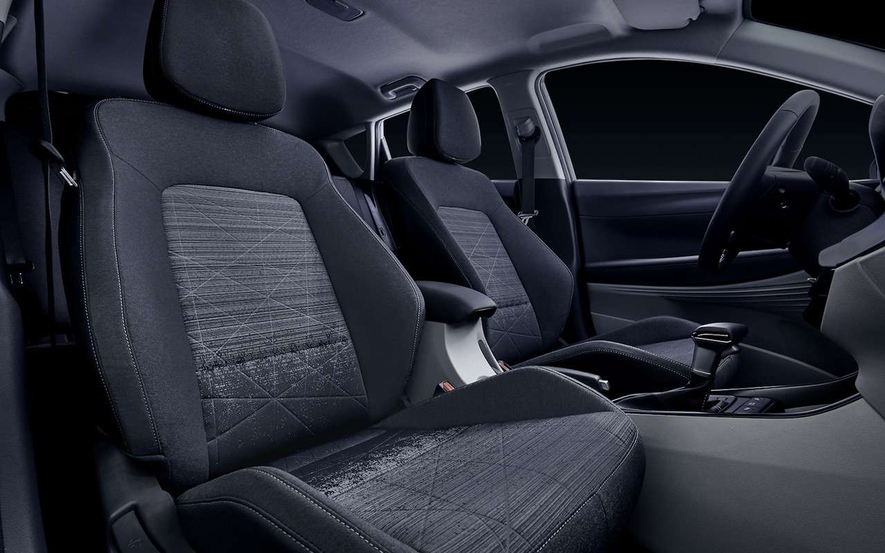 Кроссовер Hyundai Bayon: создан недлябездорожья— фото 1227590