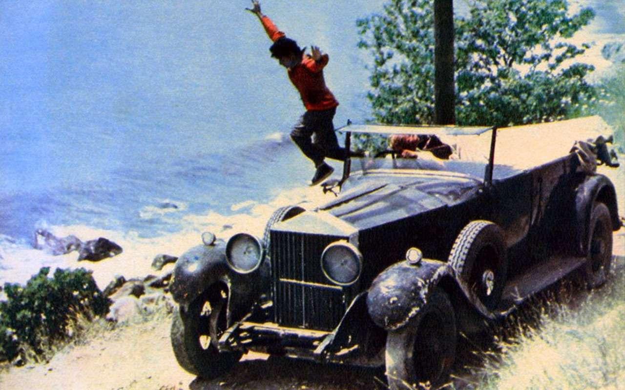 Самые необычные автомобили советских фильмов: хоть один узнаете?— фото 1115824