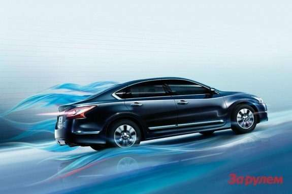 Новая Nissan Teana выдержала краш-тест наДмитровском автополигоне www.zr.ru