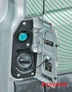 Достоинства метанового  Mercedes Sprinter теперь демонстрируют вРоссии