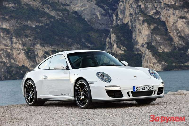 Porsche 911GTS