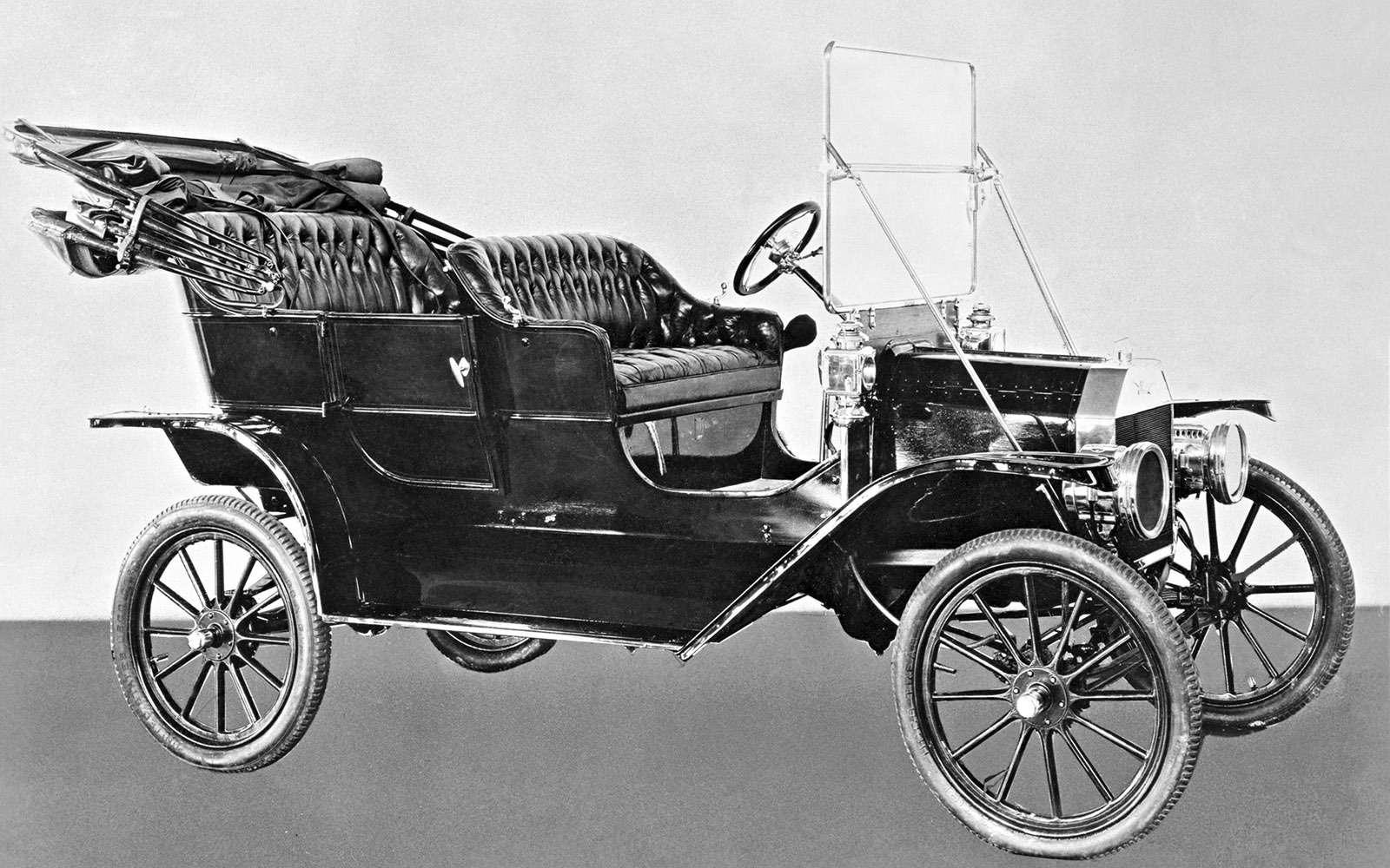 Изобретения века: автомобили— подростки иакселераты— фото 704022