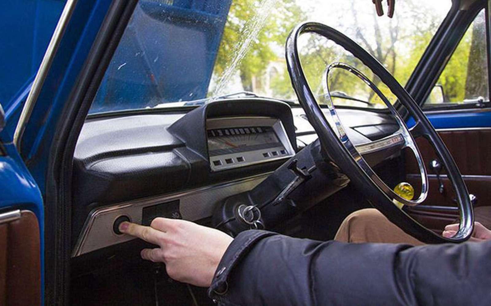 Отсоветского Левши: палец вместо насоса, велодвигатель, Ермак изНАМИ— фото 739812