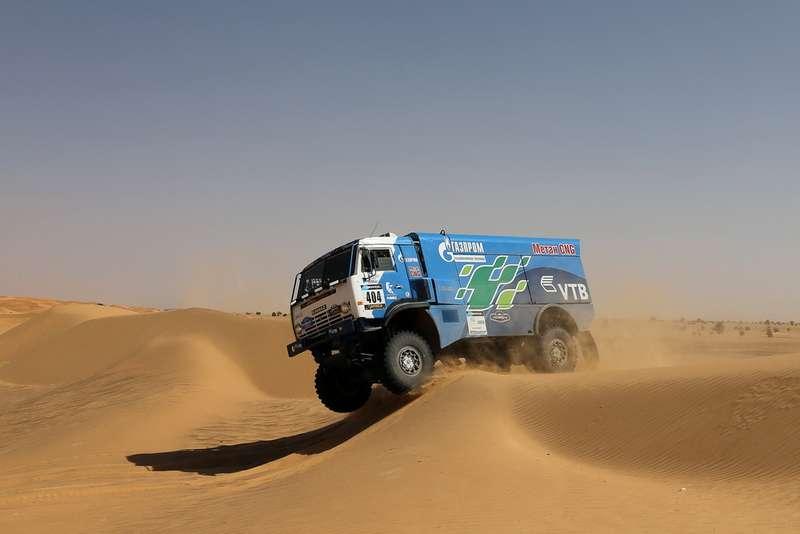 AUTO— AFRICA RACE 2015
