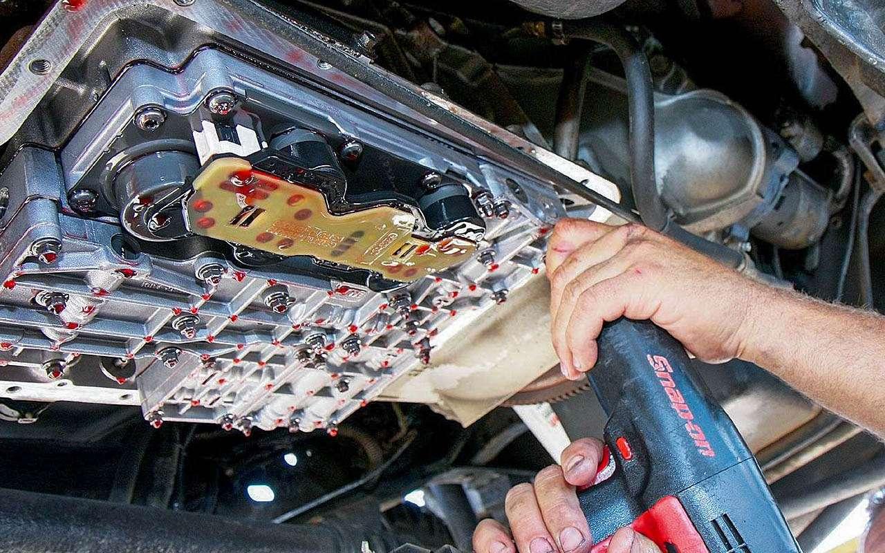 Нужно ли менять масло вавтомате— экспертное заключение— фото 788869