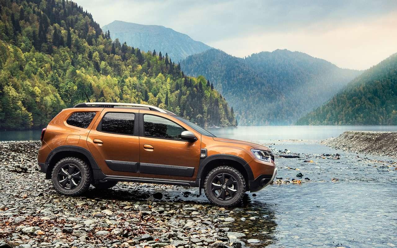 Новый Renault Duster— состоялась российская премьера— фото 1222908