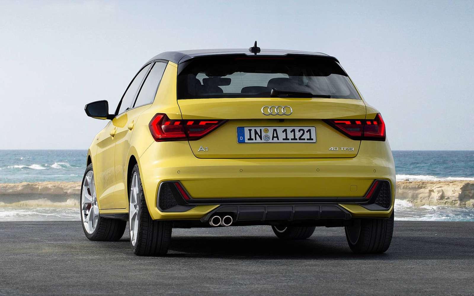 Новый Audi A1: дамский угодник— фото 879962