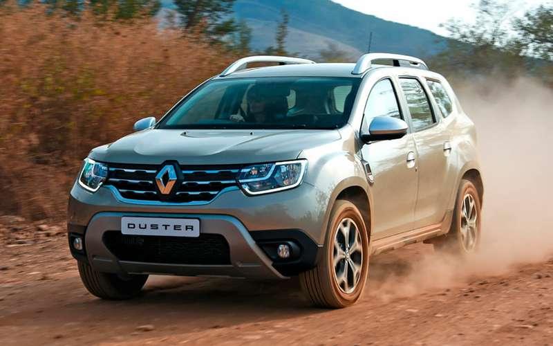 Новый Renault Duster: стали известны его сильные ислабые стороны