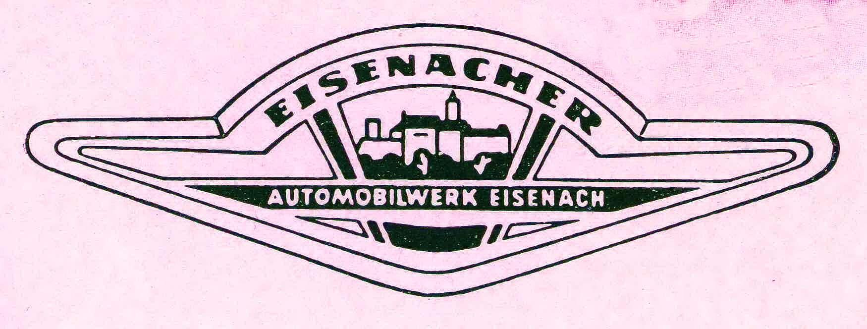 В ГДР замок появится наэмблеме одноименных автомобилей уже втаком виде
