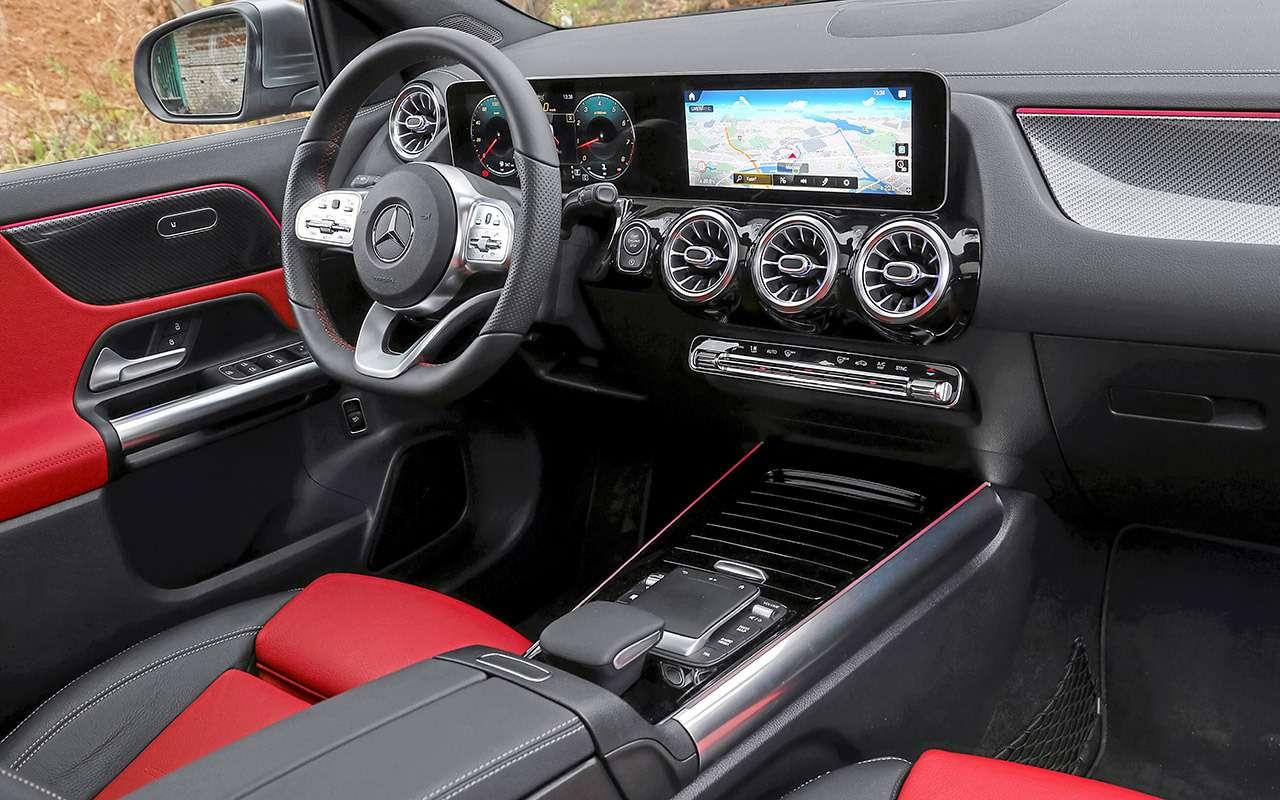Audi, Mercedes, Range Rover иVolvo: большой тест— фото 1215184
