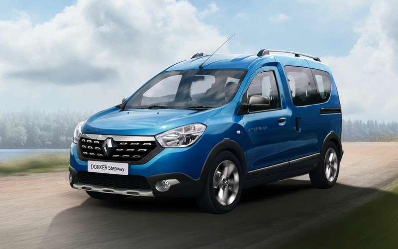 Новый внедорожный Renault появился всалонах