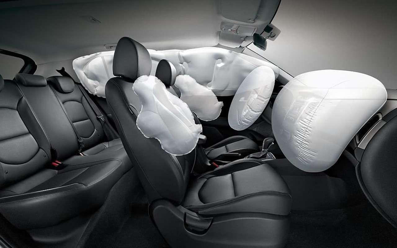 Лада Веста SWCross или Hyundai Creta: все «за» и«против»— фото 906718