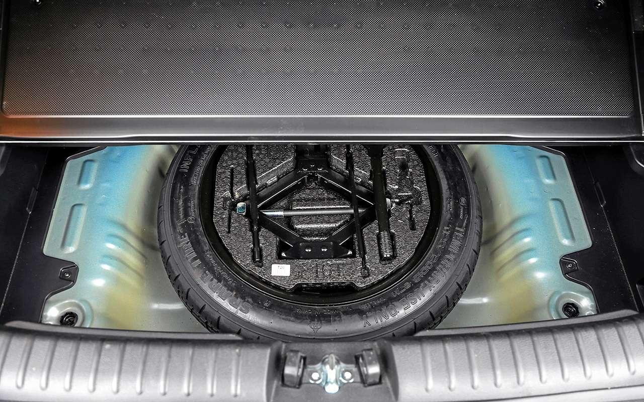 Удовольствия за1,5млн: Kia Soul против Suzuki Jimny— фото 1085651