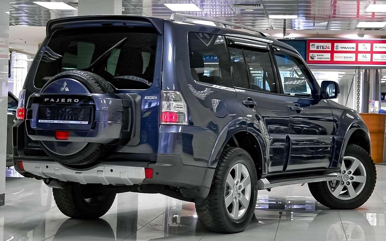 Новый УАЗ Патриот или подержанная иномарка?— фото 775288