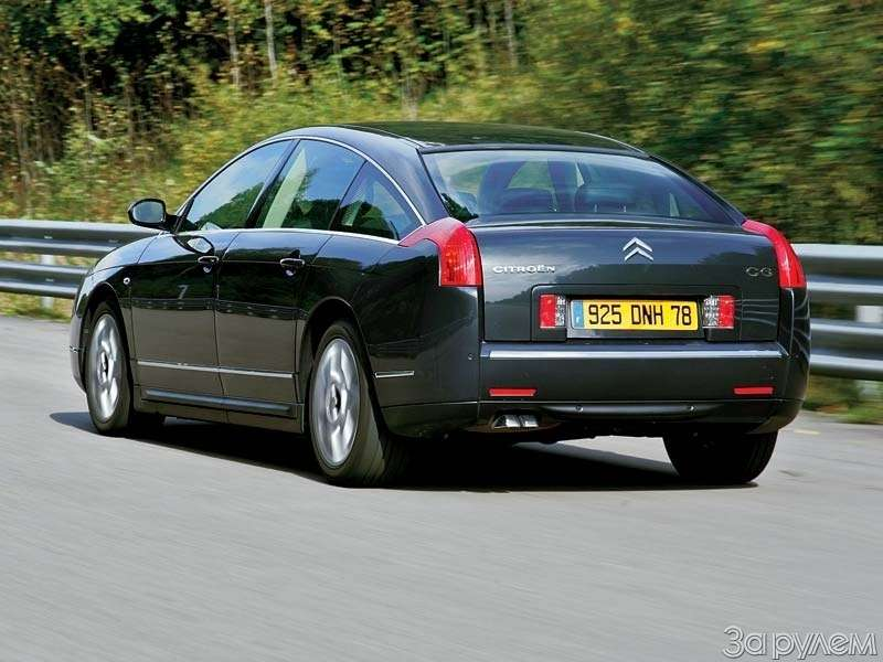 Тест Citroen C6, Honda Legend, Volvo S80, Mercedes-Benz E.НАЧЕМ ПОЕХАТЬ ВРИГУ?— фото 68747