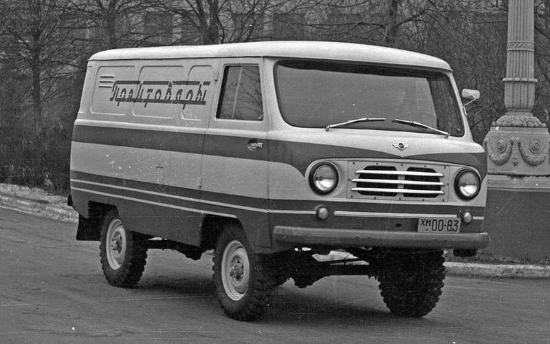 Мотор V12с автоматом— были итакие грузовики вСССР!