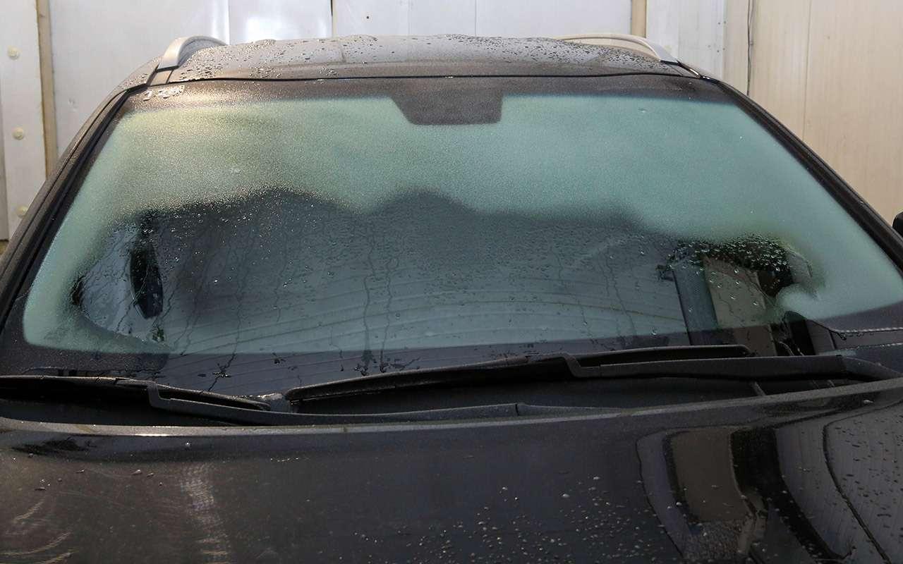 Нужно либояться дизеля зимой? Тест-заморозка— фото 840213