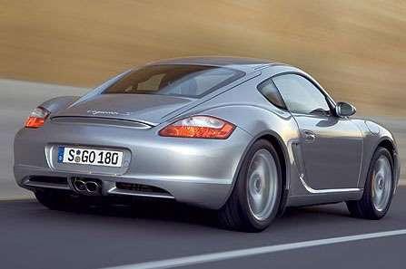 Porsche Cayman Sназван лучшим автомобилем Германии— фото 106620