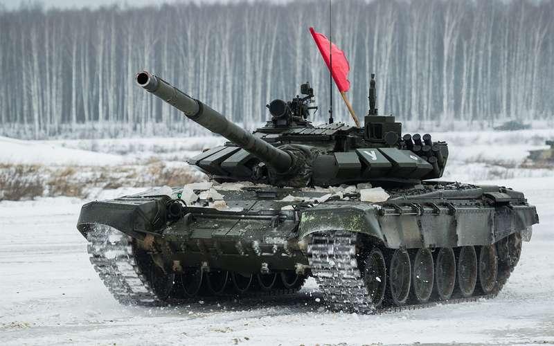 НашТ-72Б3 против немецкого Леопарда-2: пришельцы изпрошлого