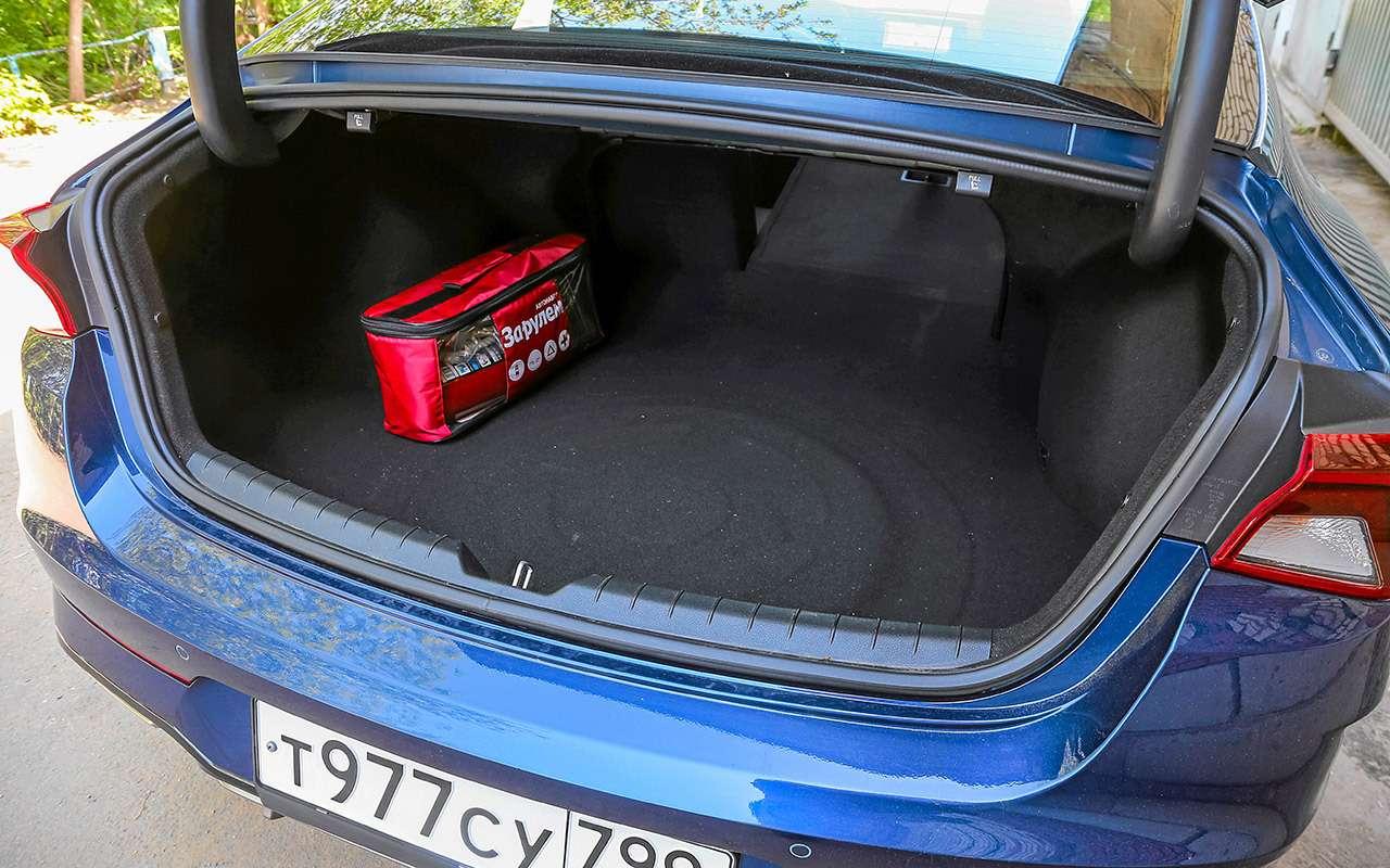 Toyota Camry, Kia K5, VWPassat— большой тест-сравнение— фото 1262485