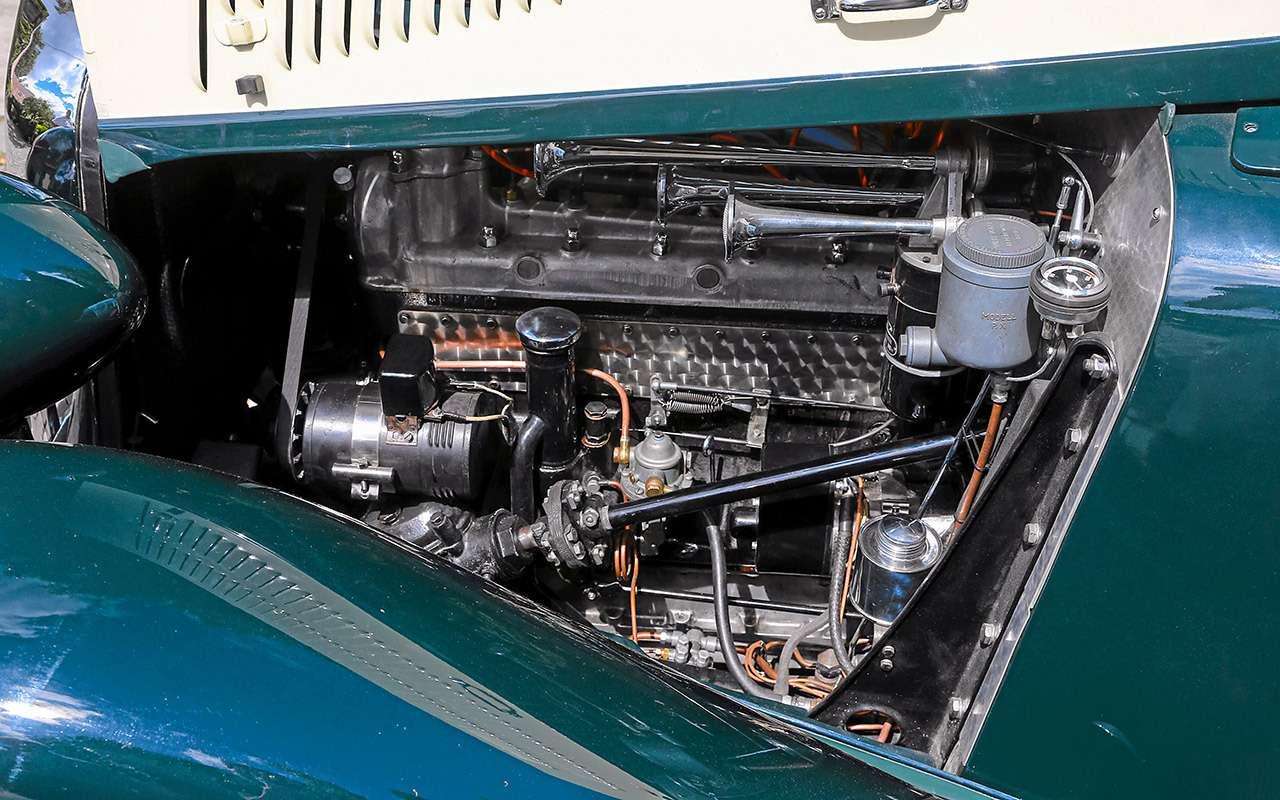 Очень редкий Мерседес W142— ретротест кабриолета-пенсионера— фото 950195