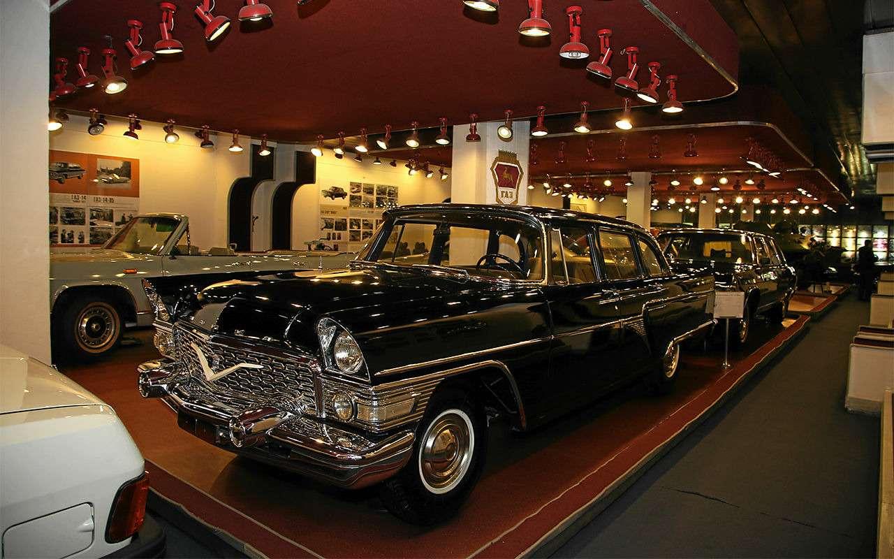 Самые редкие серийные автомобили СССР— фото 868833