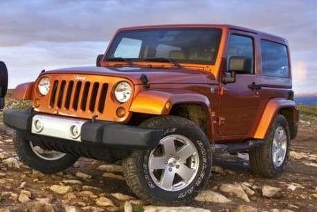Китай запрещает ввоз Jeep Wrangler