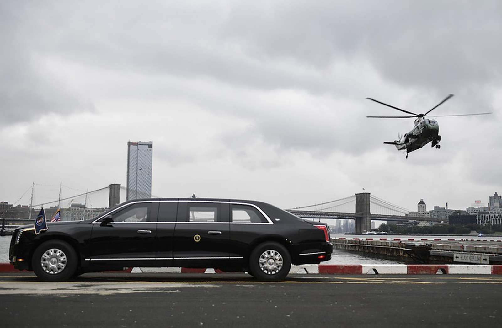 5 фактов оновом лимузине Дональда Трампа. Круче ли онАуруса Путина?— фото 907874