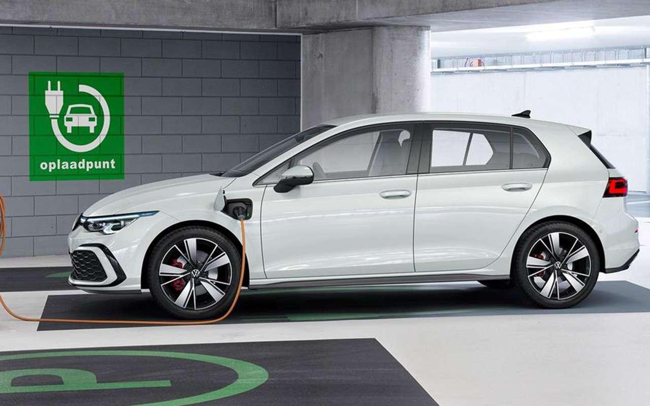 Новый Volkswagen Golf: запланированная «утечка» доофициальной премьеры— фото 1004402