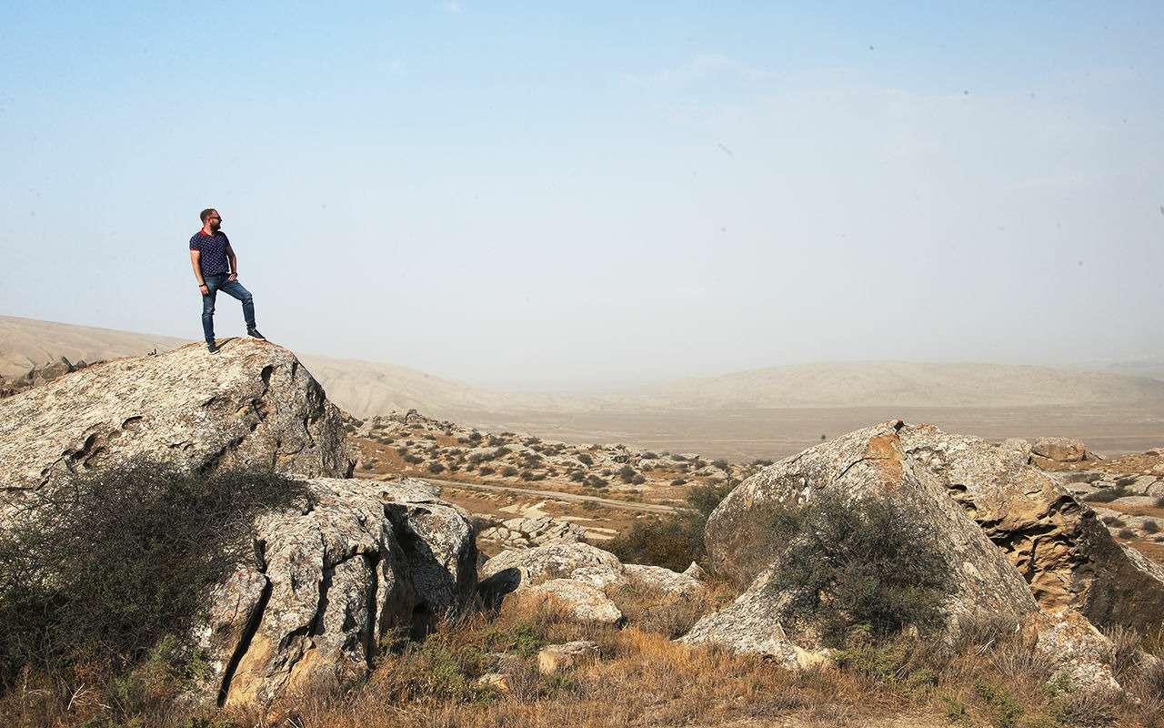Автопробег «Зарулем»: Город ветров изаповедник Гобустан— фото 909896