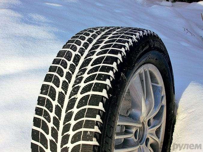 Тест нешипованные шины 255/55R18SUV: зимний балл— фото 89751