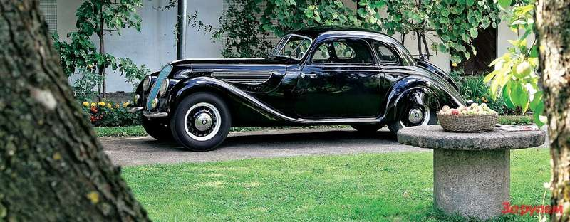 BMW 327 coupe