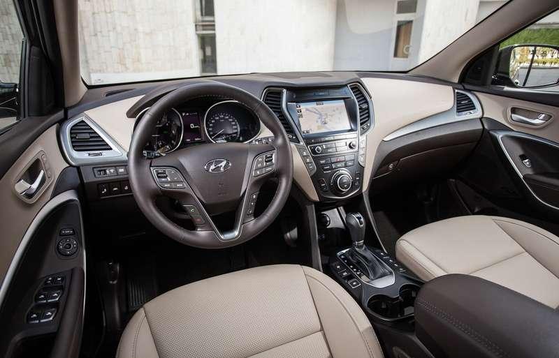 Hyundai назвал цены обновленного Grand Santa Fe