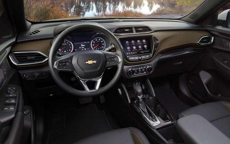 Chevrolet Trailblazer вернулся в Россию