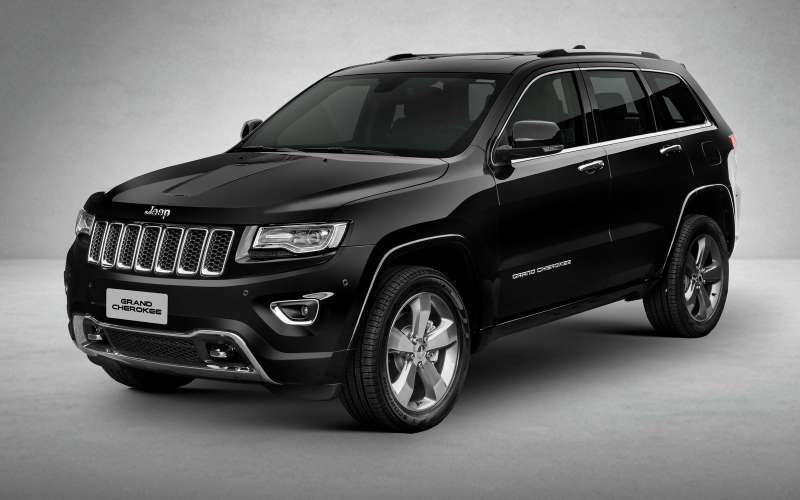 В РФ отзывают Jeep Grand Cherokee иChrysler 300