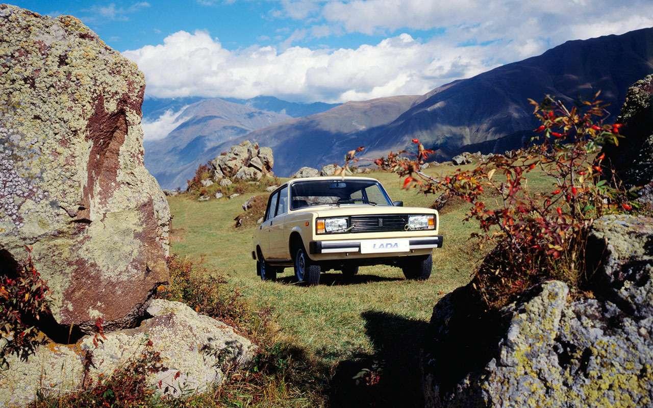 50-летний юбилей «копейки»: полная история Жигулей (тизер)— фото 1116335