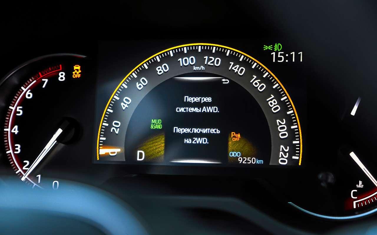 Новый Toyota RAV4, Forester иOutlander: большой тест кроссоверов— фото 1057725