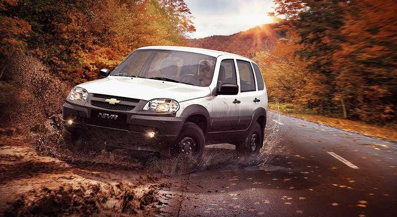 Вышла самая дешевая версия Chevrolet Niva: всего 667 тыс.