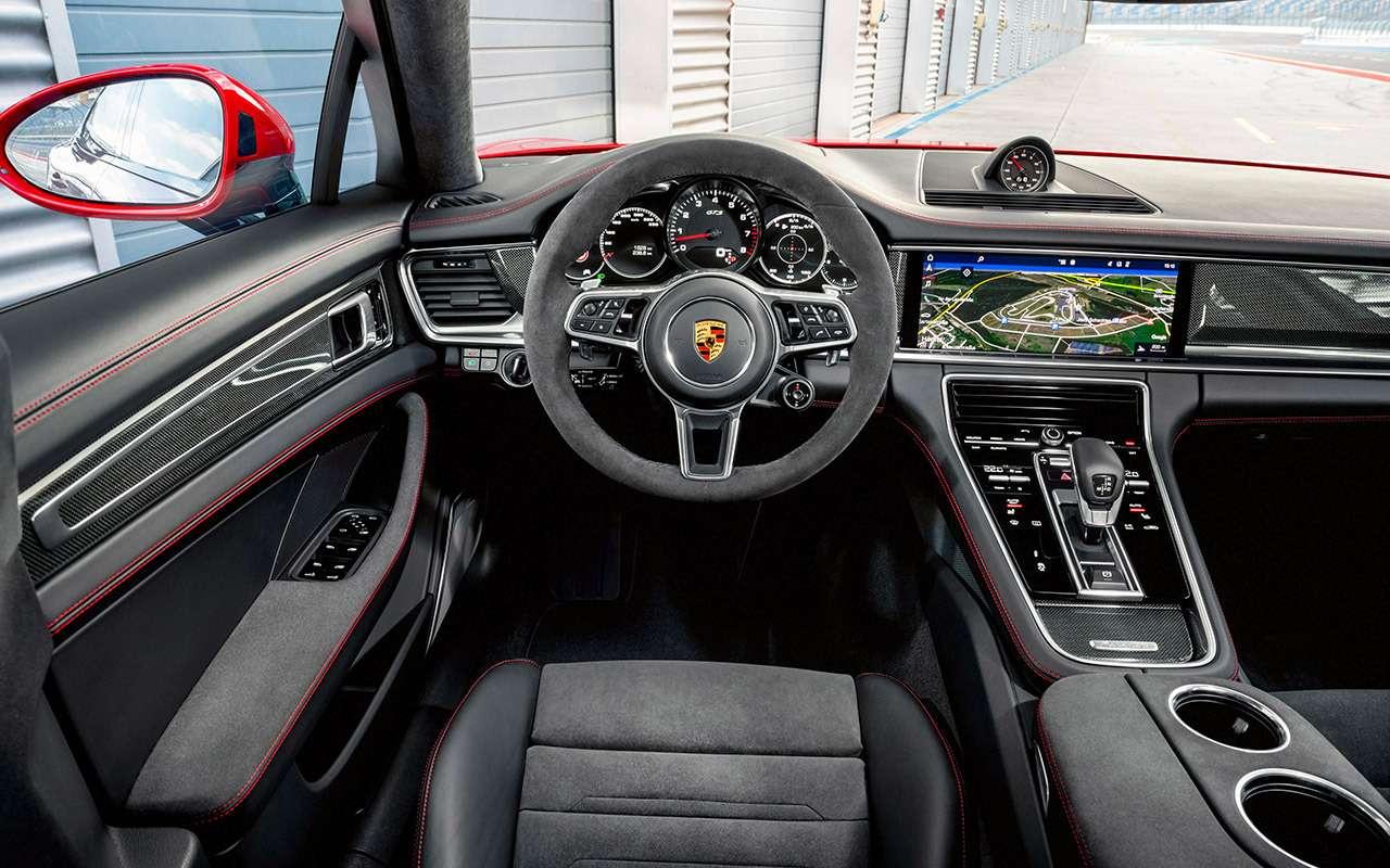 Porsche Panamera GTS— тест-драйв с«раллийным богом» Вальтером Рёрлем— фото 931769
